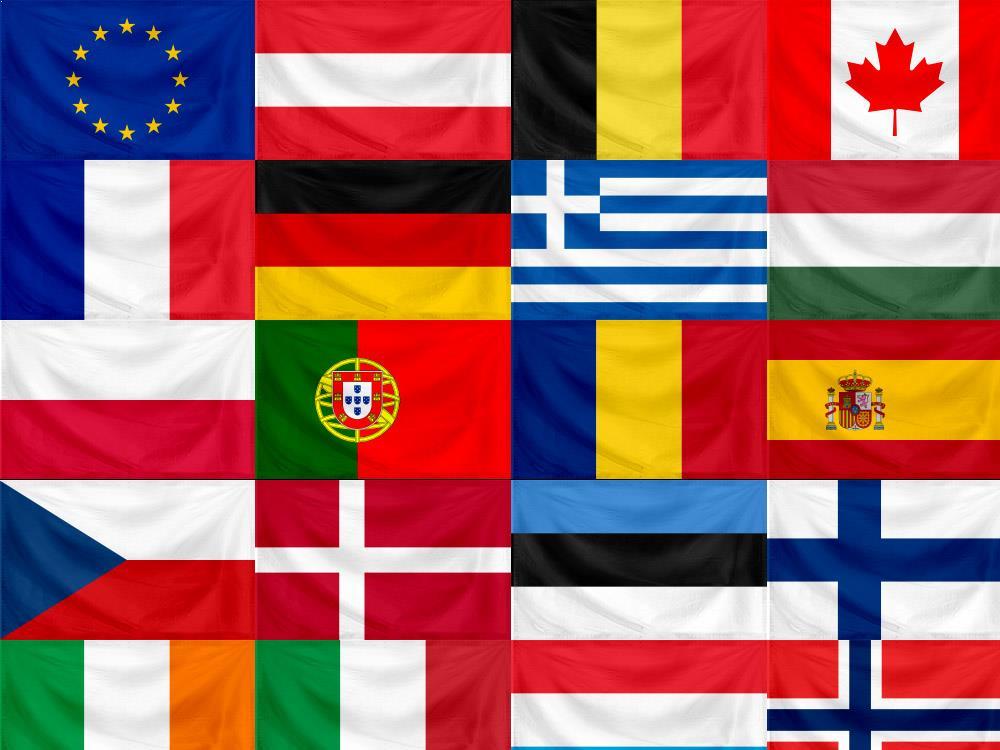 Valstybinės vėliavos